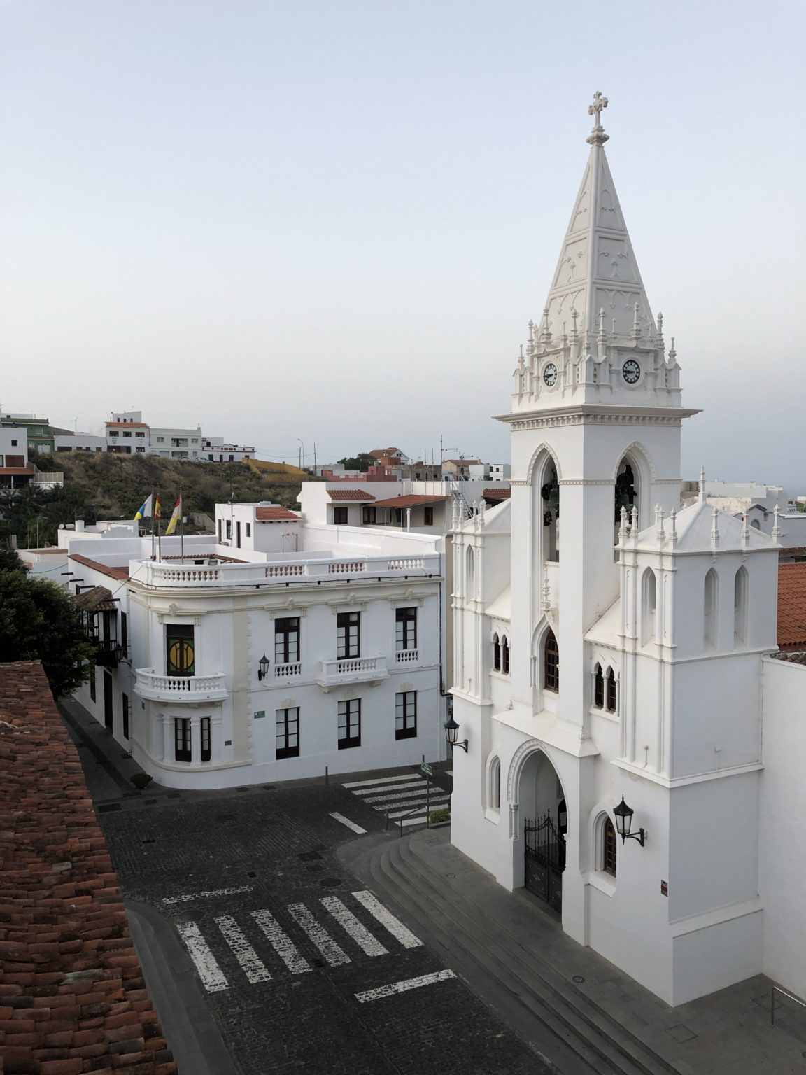 Los Silos es un pequeño pueblo situado en la vertiente Noroeste de la isla de Tenerife