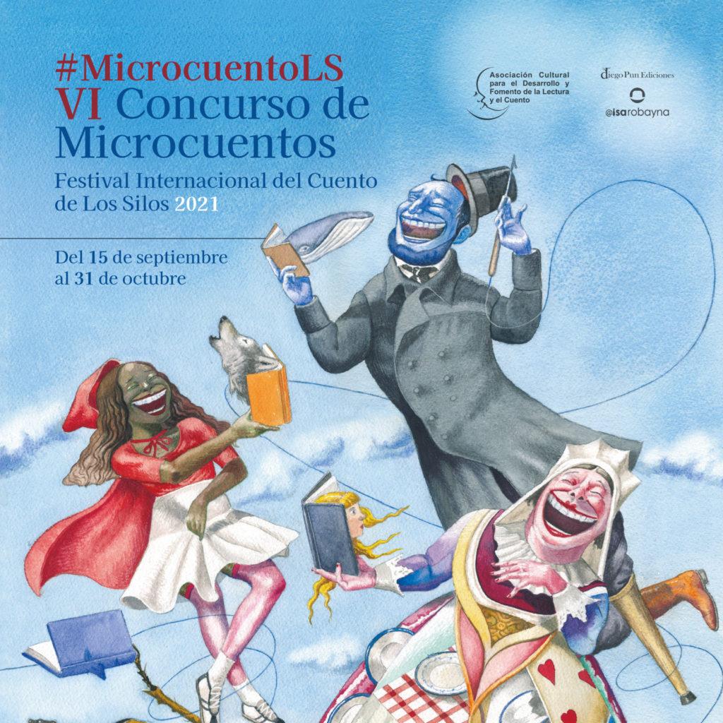 Concurso de microcuentos del festival internacional del cuento de los silos