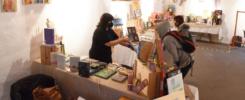 La feria del libro del Festival de Los Silos se resiste a la pandemia