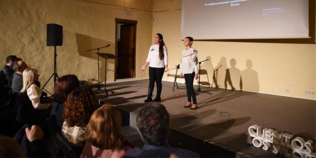 El Festival Internacional del Cuento de Los Silos representa a España en un encuentro hispanoamericano de lectura para niños