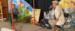 visitas escolares del festival internacional del cuento de los silos