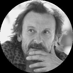 Federico delicado ilustrador del cartel del XXVI festival internacional del cuento de los silos